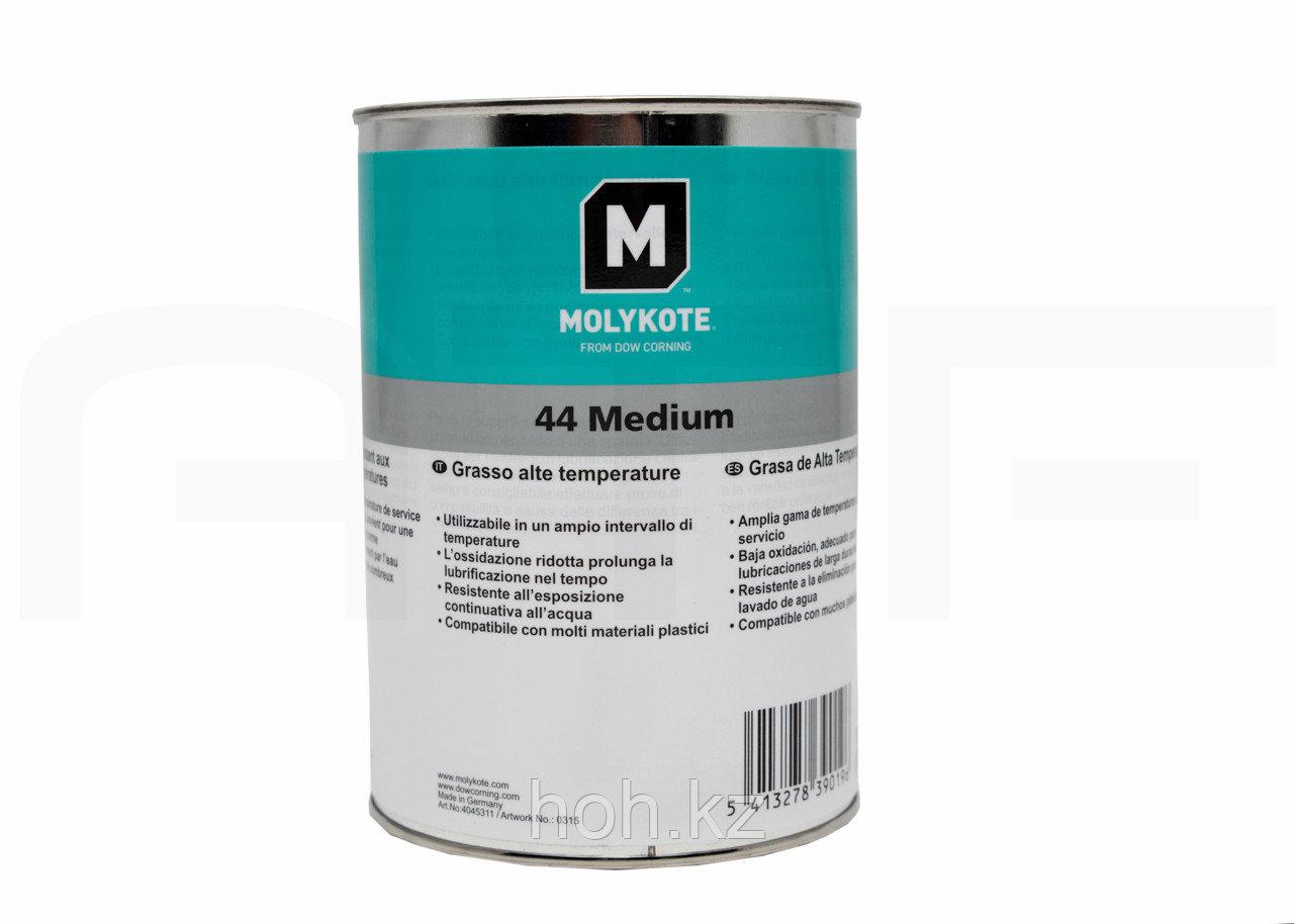 Molykote 44 Medium Силиконовая морозостойкая термостойкая смазка
