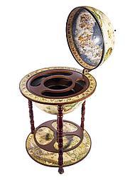 Напольный глобус бар JUFENG, d=42 см