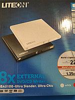 Ультра-Тонкий Внешний привод LiteOn DVD-RW eBAU108 Ultra Slender