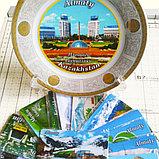 "Сувенирная тарелка ""Алматы"" №3, фото 4"