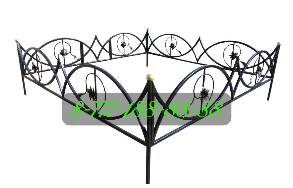 Оградки для могил №35
