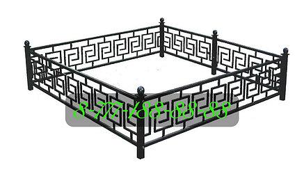 Ограды для могилы №36, фото 2