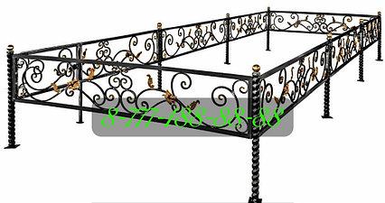 Кованые оградки №37, фото 2