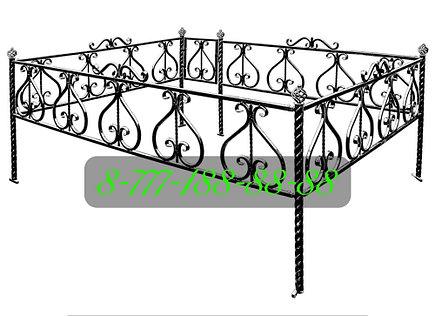 Ограды для могилы №38, фото 2
