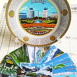 "Сувенирная тарелка ""Алматы"" № 7, фото 4"