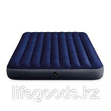 Надувной матрас двуспальный 152х203х25 см Intex 64759, фото 3