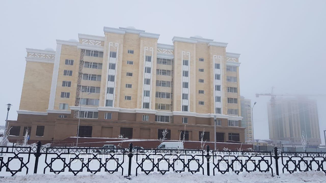 4 комнатная квартира в Омир Озен 126.16 м²