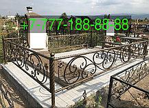 Оградка кованая №40, фото 2