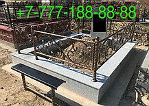 Оградка кованая №40, фото 3