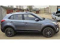 Рейлинги ORIGINAL STYLE Hyundai Creta | Хендай Крета (Can Otomotiv / Турция), фото 1