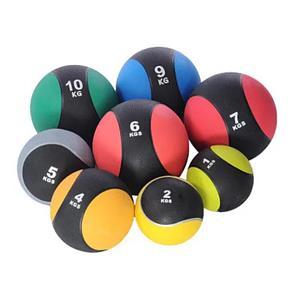 Набивной медбол на 8 кг (медицинский мяч), фото 2