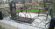 Кованые оградки №37, фото 3