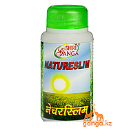 """""""Натурслим"""" для снижения веса (Naturslim SHRI GANGA), 100 таб"""
