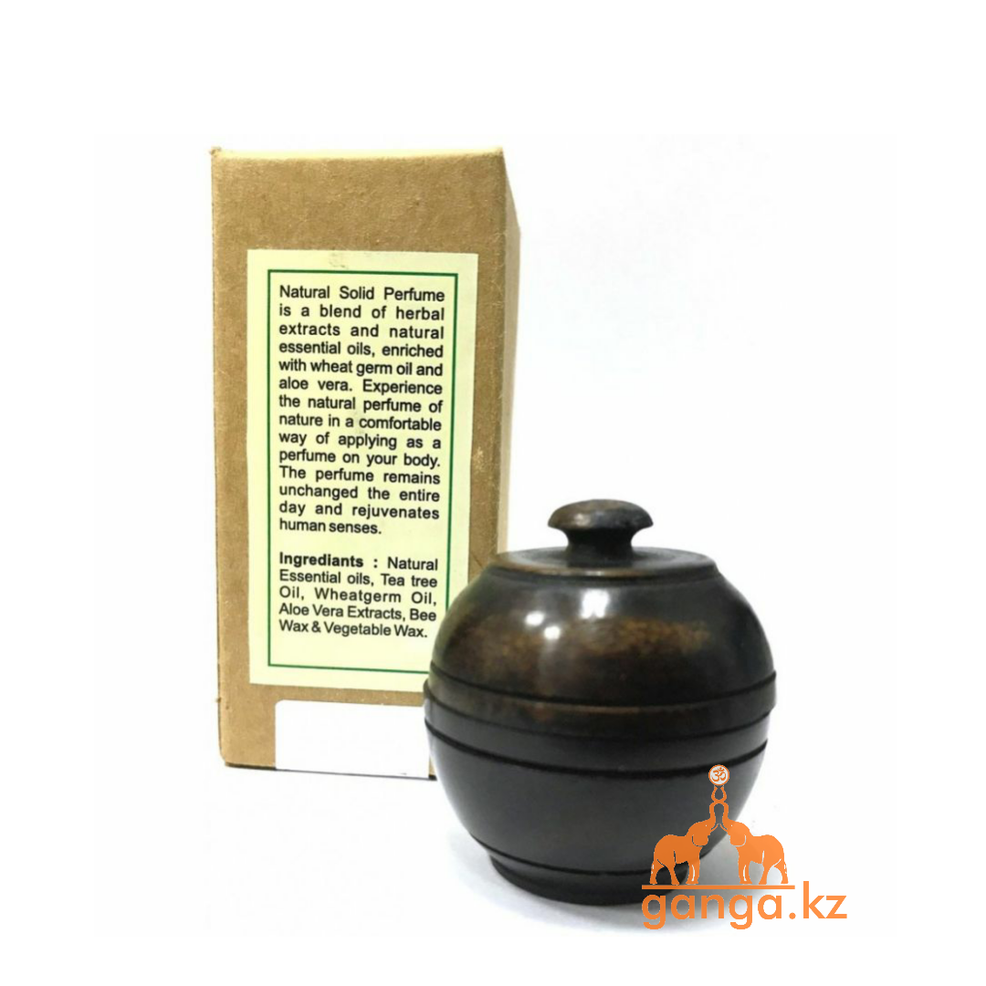 Сухие/твердые Духи Natural Solid Perfume (в ассортименте), 6 г