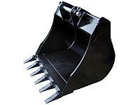 Ковш, ширина 900 мм с зубьями