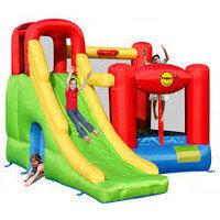 БАТУТ детский надувной happy hop 9060 360cм x 300cм x 240cм