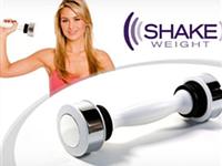 Вибро-гантель Shake Weight для женщин с DVD
