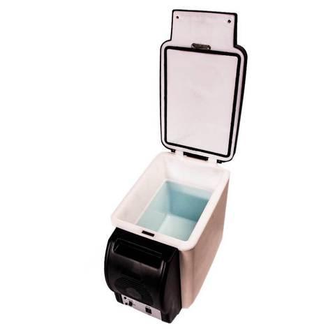 Автохолодильник термоэлектрический переносной 6 л - фото 3