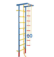 Детский спортивный комплекс пристенный 2,20 м {вес не ограничен}