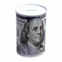 Копилка детская «Консервная банка» (Для всех)