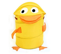 Корзина для хранения игрушек [35х35 см] (Утёнок)