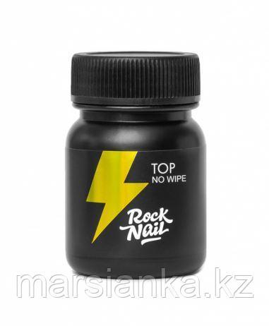 Топ без липкого слоя RockNail Top No Wipe, 50мл, фото 2