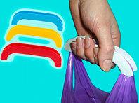 Ручка для переноски тяжелых пакетов и сумок {2 шт.}