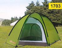 Палатка 3-х местная туристическая LANYU LY-1705 | LY-1703 (LY-1703)