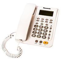 Телефонный аппарат с LCD-экраном Panasonic KX-TSC97CID (Белый)