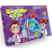 Набор для проведения 3х опытов «Магические эксперименты» серия Chemistry Kids (№2 Торнадо в бутылке)