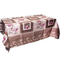 Скатерть хлопковая «Текстильщик» 150x180см (Цветочное настроение)