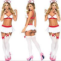 Эротическое белье, для ролевых игр, костюм медсестры