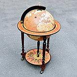 Глобус-бар DA VINCI напольный d=40 см, фото 3