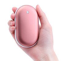 Обогреватель рук портативный и зарядное устройство Pebble Hand Warmer 2 в 1