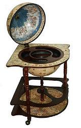 """Глобус-бар напольный """"BRIGANT """"Сокровища древнего мира"""" d=42 см, арт. 4428"""