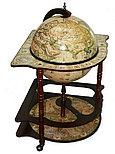 """Глобус-бар напольный """"BRIGANT """"Сокровища древнего мира"""" d=42 см, арт. 4428, фото 2"""