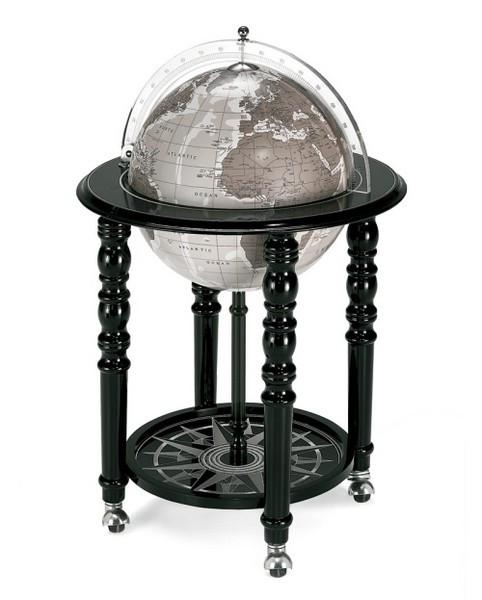 Глобус-бар BLACK 928/WB d=40 см, арт. 4382