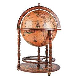 Глобус-бар напольный d=40 см, арт. 31361