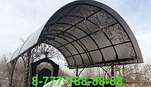 Навес над могилой НА 01-05, фото 3