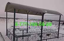 Навес над могилой НА 01-05, фото 2