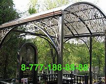 Навес над могилой НА 06-12, фото 2