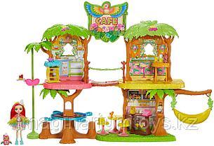 Энчантималс игровой набор Кафе в Джунглях Enchantimals