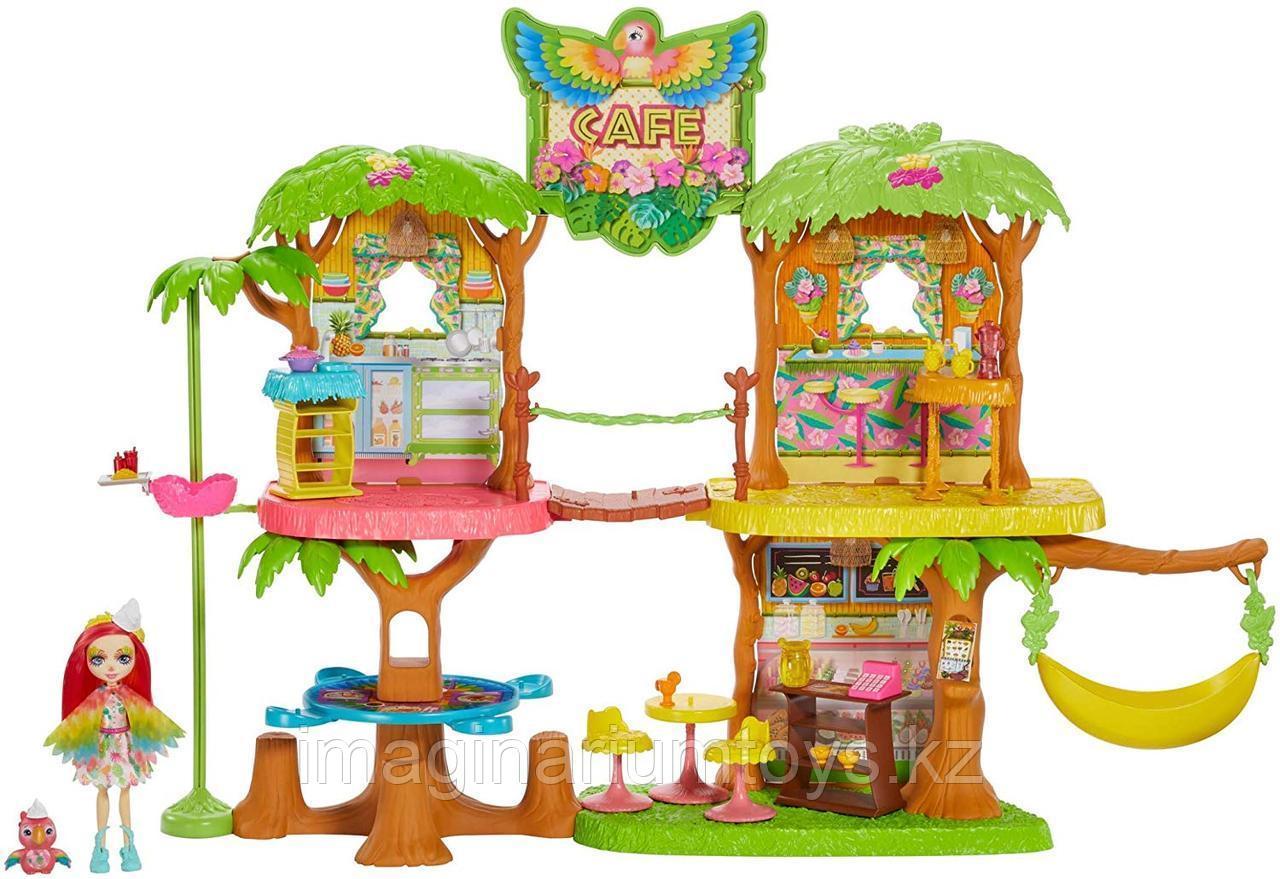 Энчантималс игровой набор Кафе в Джунглях Enchantimals - фото 1