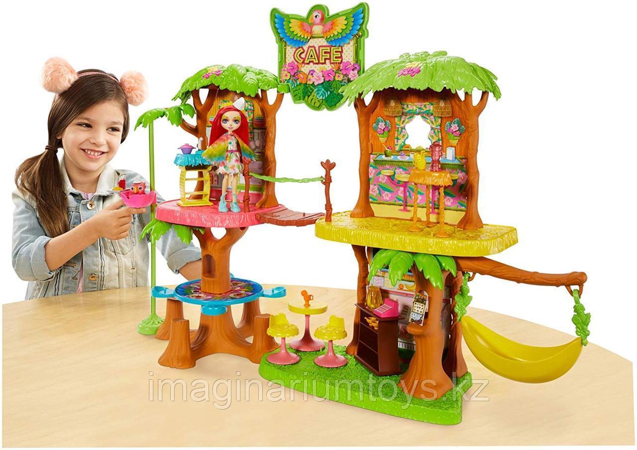 Энчантималс игровой набор Кафе в Джунглях Enchantimals - фото 2