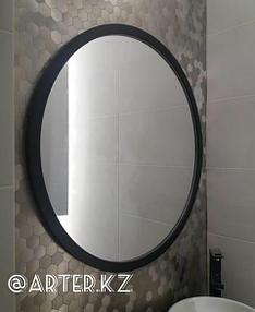 Зеркало в раме из МДФ 1