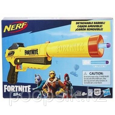 Nerf Fortnite Бластер Фортнайт Спрингер E6717 - фото 1