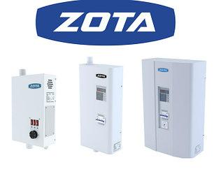 Электрические котлы ZOTA