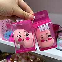 Спонжики для макияжа