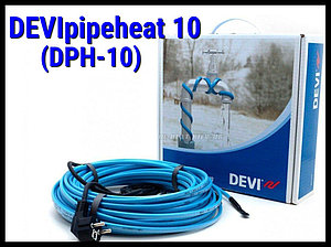 Саморегулирующихся кабель DEVIpipeheat 10 - 6м