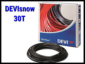 Двухжильный нагревательный кабель DEVIsnow 30T на 220В/230В - 78м